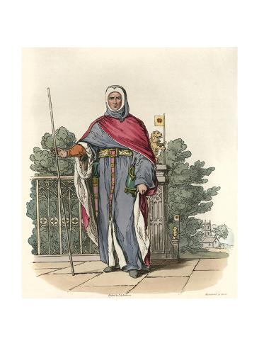 Sir William Gascoigne Stampa giclée