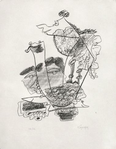 Portraits VIII : Aristophane Edición limitada