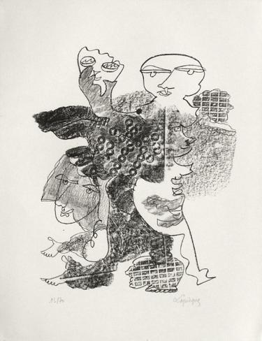Portraits VIII : Hommage à Claudel Edición limitada