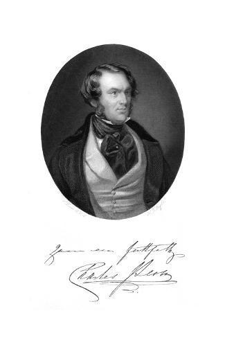 Charles Lever Giclee Print