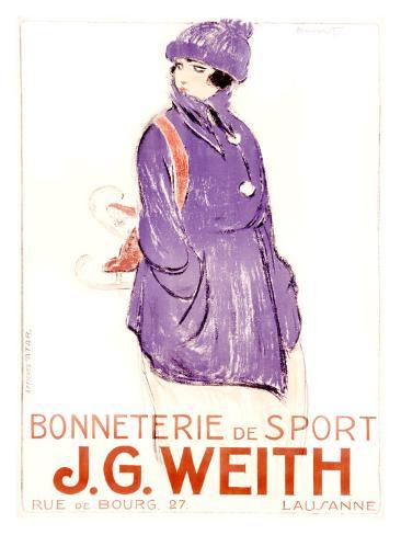 J.G. Weith Giclee Print