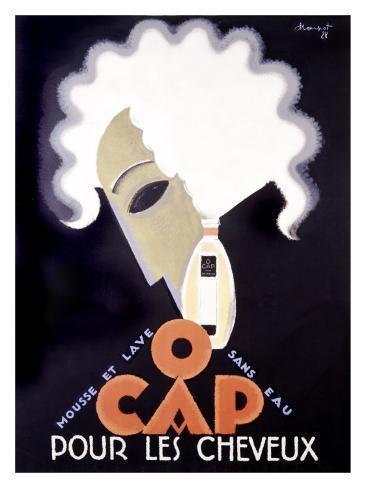 O Cap Giclee Print