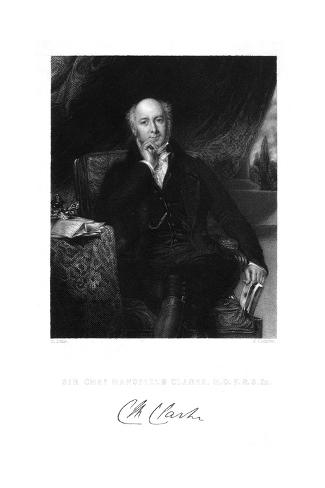 Charles Mansfield Clarke Giclee Print