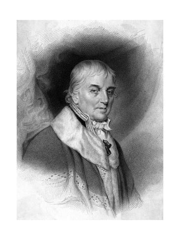 Charles Middleton, First Baron Barham Giclee Print