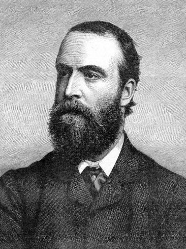 Charles Stuart Parnell, 19th Century Irish Politician, C1874-1891 Giclee Print