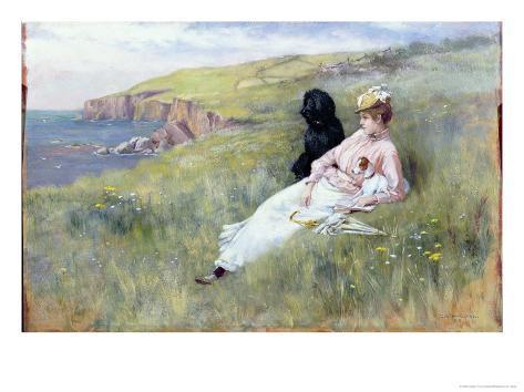 Sea Dreams, 1888 Giclee Print