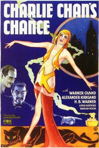 Charlie Chan's Chance Masterprint