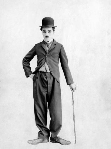 Charlie Chaplin, 1925 Photo