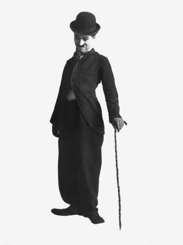Charlie Chaplin Photo
