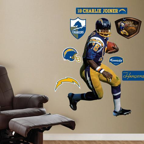 Charlie Joiner Wall Decal