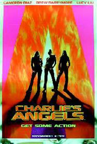 Charlie's Angels Original Poster