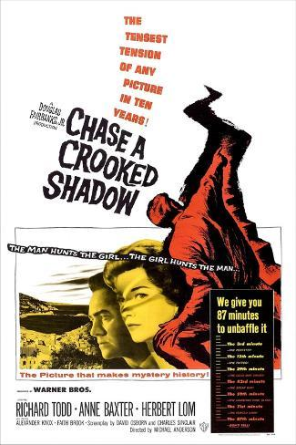 Chase a Crooked Shadow Art Print