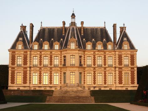 Chateau De Sceaux, Sceaux, Hauts-De-Seine, France, Europe Photographic Print