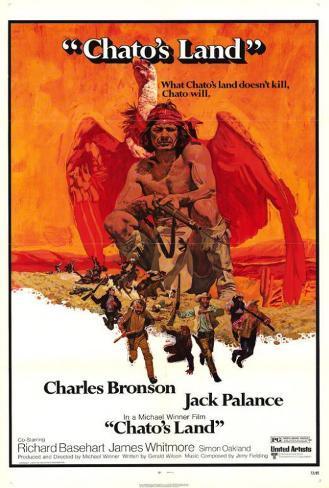 Chatos Land Poster