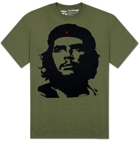 Che Guevara - Large Face T-Shirt