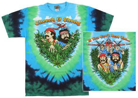 Cheech And Chong - Field Of Dreams T-Shirt