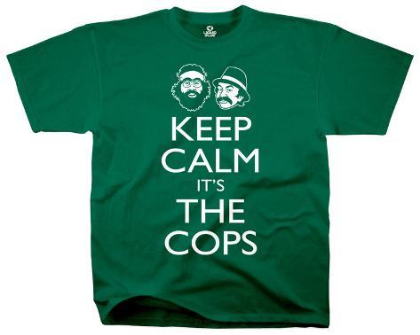 Cheech And Chong - Keep Calm T-Shirt