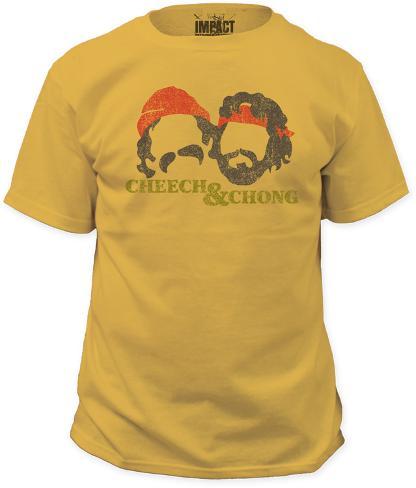 Cheech & Chong - Silhouettes T-Shirt