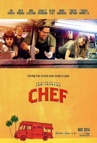Chef Impressão original