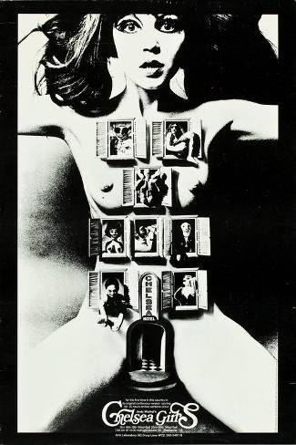 Chelsea Girls, 1967 Art Print