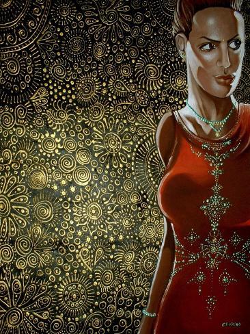 Elegance Giclee Print