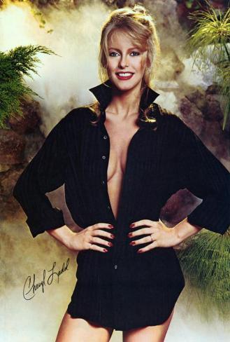 Cheryl Ladd Poster