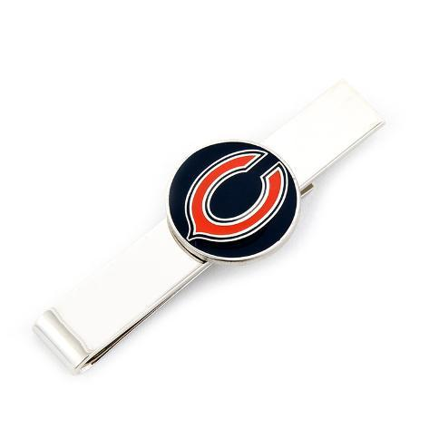 Chicago Bears Tie Bar Novelty