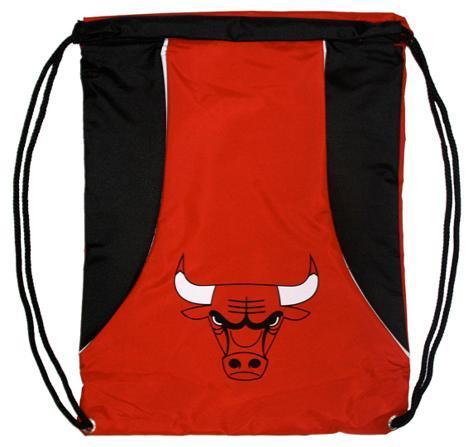 Chicago Bulls Axis - Red Drawstring Bag