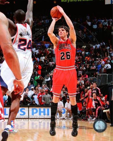 Chicago Bulls - Kyle Korver Photo Photo