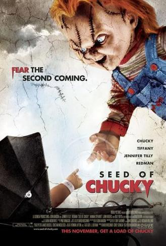 Child's Play 5: Seed of Chucky Poster