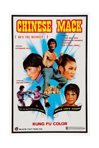 Chinese Mack Giclee Print