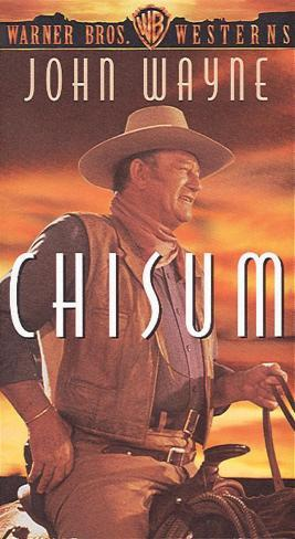 Chisum King of Pecos Masterprint