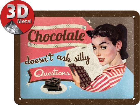 Chocolate Doesn't Ask Peltikyltti