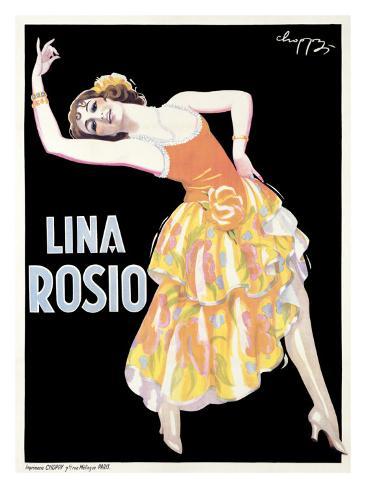 Lina Rosio Giclee Print