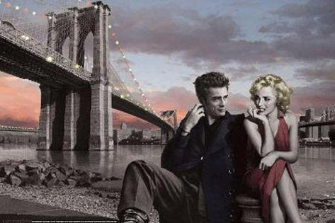 Brooklyn Bridge Poster Poster