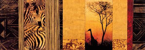 African Plains Art Print