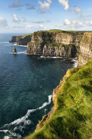 Cliffs of moher county clare ireland photographic print by chris hill at - Cliffs of moher pictures ...