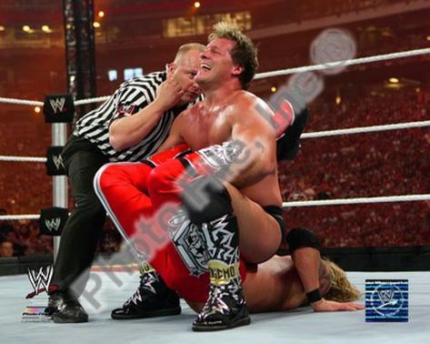 Chris Jericho Wrestlemania Photo