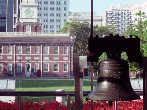 Liberty Bell, Philadelphia, Pennsylvania Photographic Print