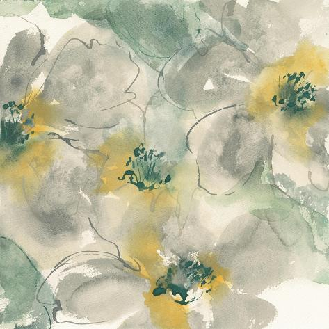 Silver Quince II Art Print