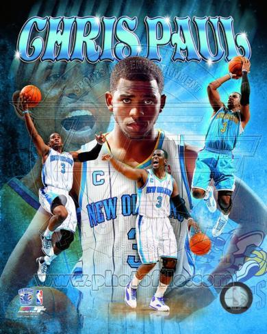 Chris Paul Portrait Plus Photo