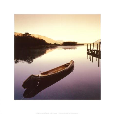 Lake Shore I Art Print