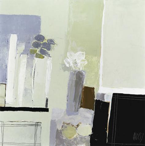 Arrangement of Two Bouquets Art Print