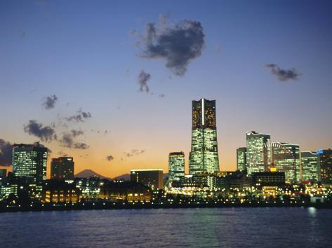 Yokohama, Japan Photographic Print