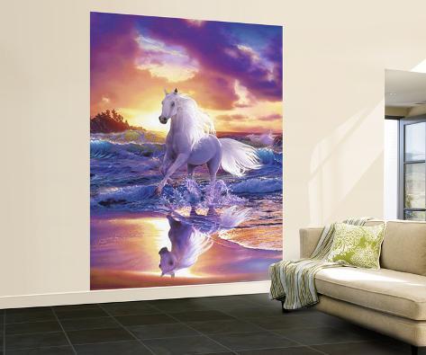 Christian Riese Lassen Free Spirit Huge Wall Mural Art Print Poster Mural de papel de parede
