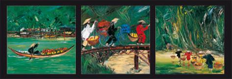 Vietnam II Art Print