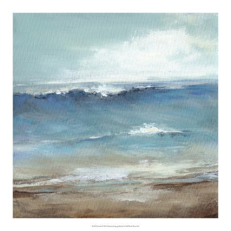 Seaside Premium Giclee Print