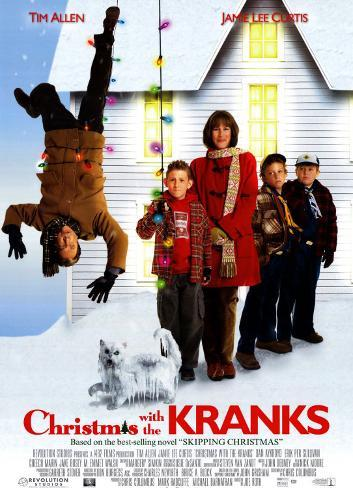 Christmas with the Kranks Double-sided poster
