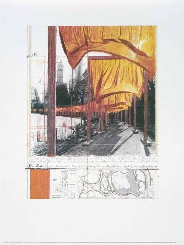 The Gates XXII Art Print