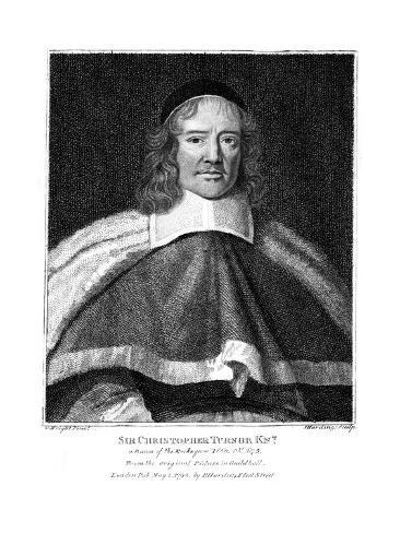 Christopher Turnor Giclee Print